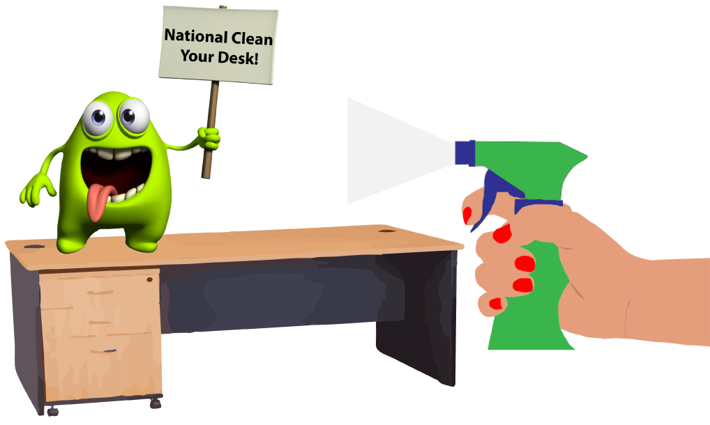 National Clean Your Desk Day. Desk Pull Out Keyboard Tray. Car Lap Desk. Wall Mounted Bedside Drawer. How To Build A Treadmill Desk. Flat Top Desk. Console Table Cheap. Rectangular Pedestal Table. Linen Cabinet With Drawers